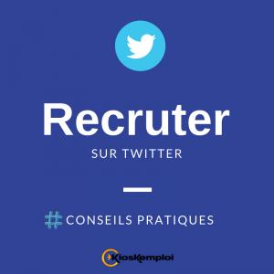 Recruter sur Twitter : nos conseils