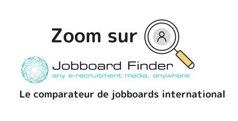 Zoom sur le comparateur Jobboard Finder