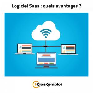 Logiciel Saas : quels avantages ?