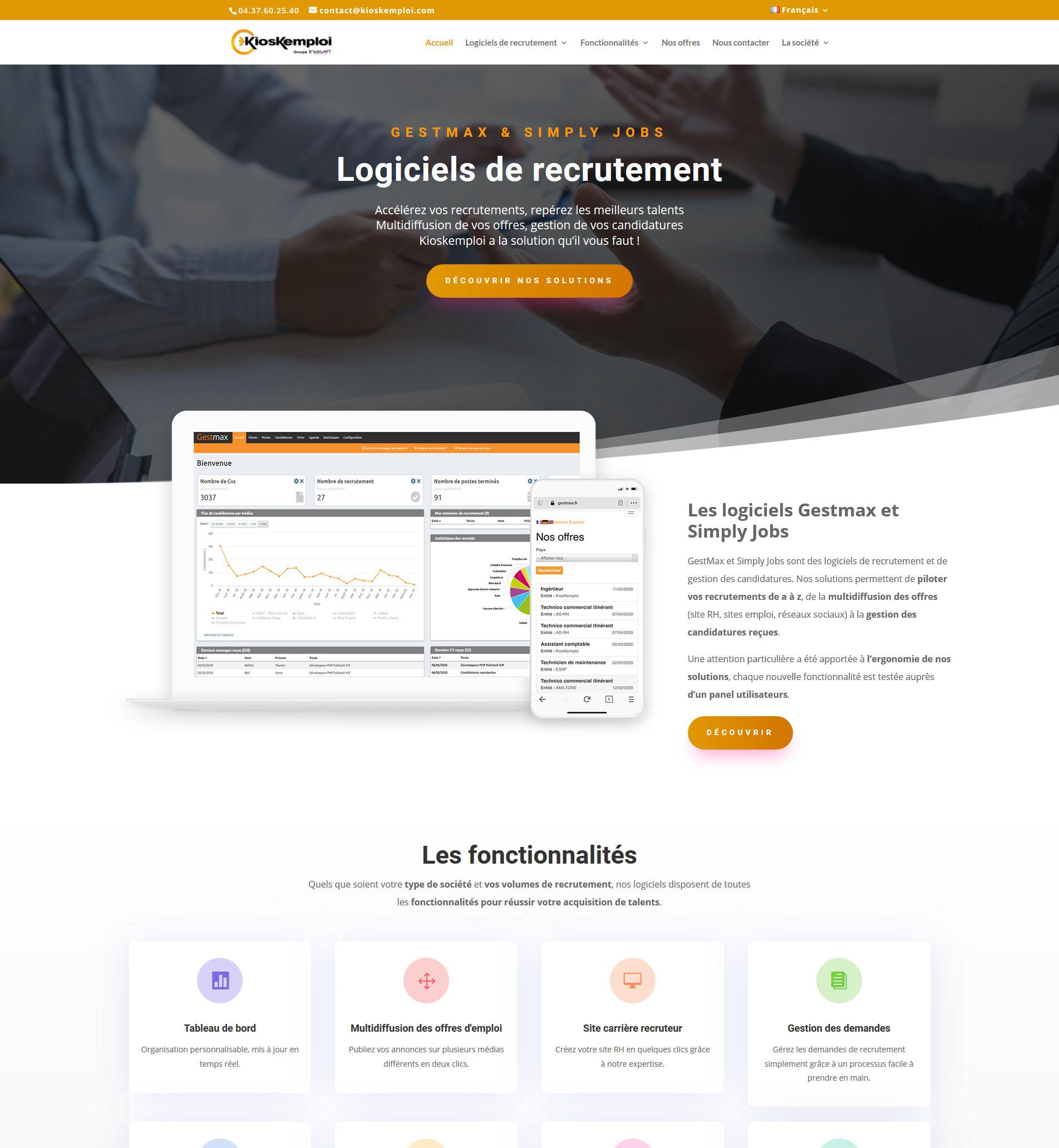 Le site Kioskemploi.fr fait peau neuve