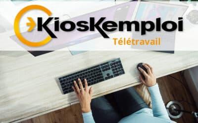 Simplifiez le télétravail de vos recruteurs avec l'ATS Gestmax